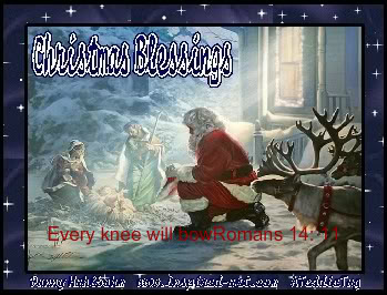 Christmas and New Year Blessings from us to you Jesusn12