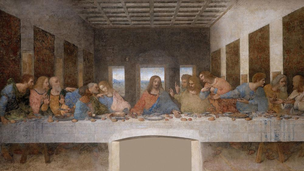 Israeli Archaeologists Uncover Jesus' Last Supper Room in a Way You've Never Seen Before Lastsu10