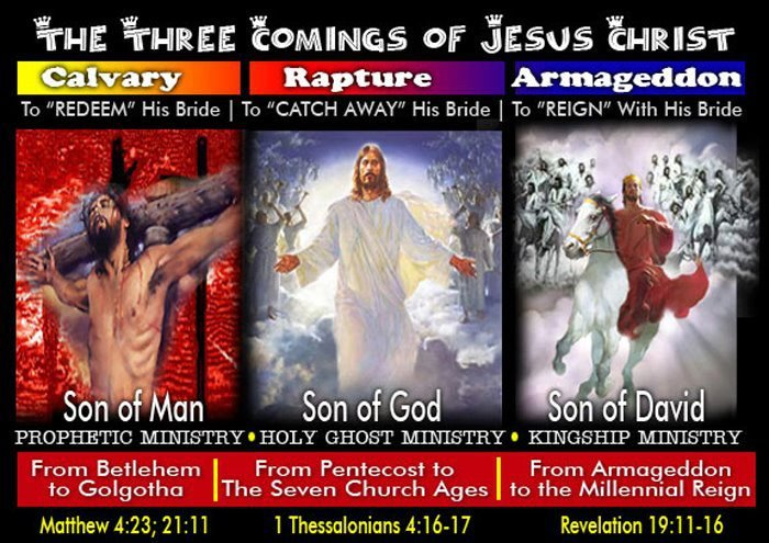 The Coming of the Son of Man Messia11