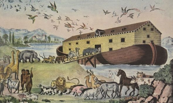Noah's Ark BOMBSHELL: Scientists 'find PROOF' of Biblical great flood Noah-s10