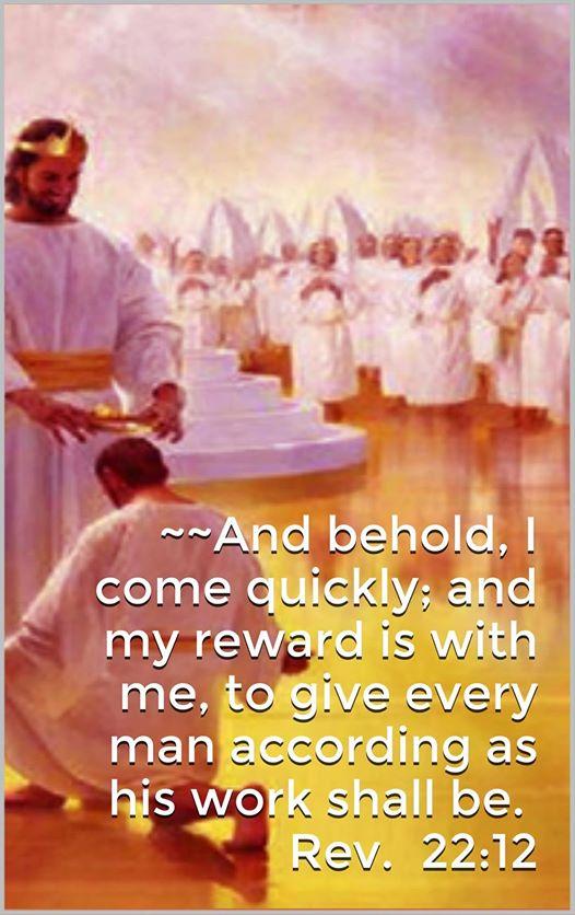 10 Things Christ Promises to Reward Revela10
