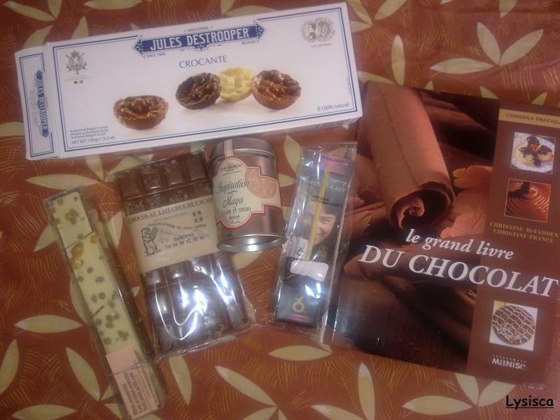 Box Graine de curieux. 01042015