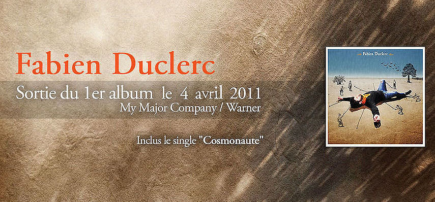 Fabien Duclerc - Forum Officiel