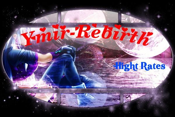 Serveur Ymir-Rebirth