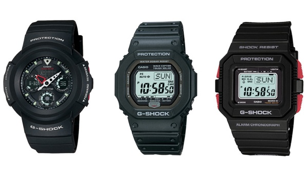 G-Shock Figures, the final touch for the 25th G-Shock Anniversary Casio_11