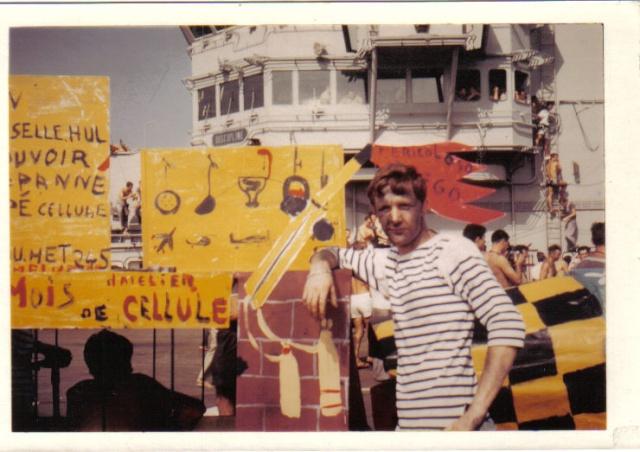 [Opérations diverses] ALBUM du CLEMENCEAU - Pacifique 1968 - Page 2 St_elo11