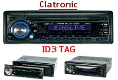 Auto-radio Clatronic Radio10