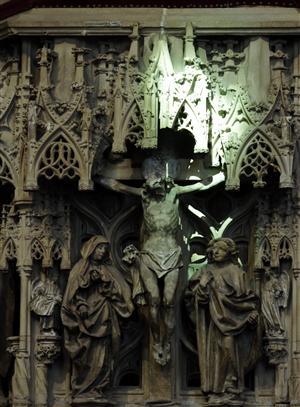 Le rayon vert de la cathédrale de Strasbourg  Le-dai10