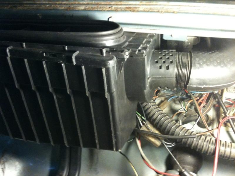 branchement du ventilateur Marath10
