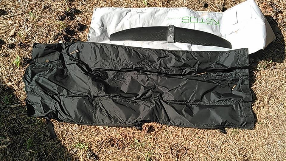 Xtremfoil Complet, avec planche, 1700e TBE Xtrem610