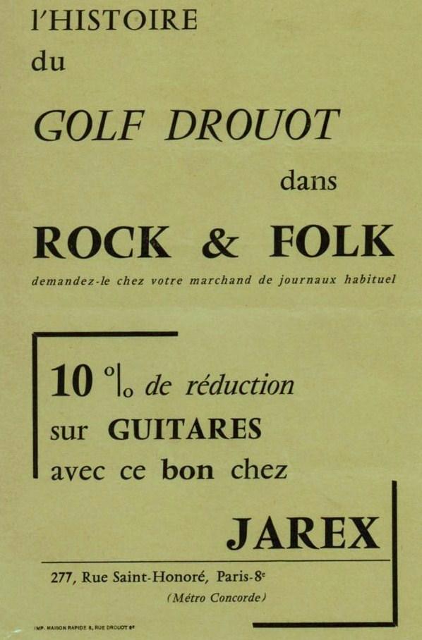 ROCK ET FOLK 42791710