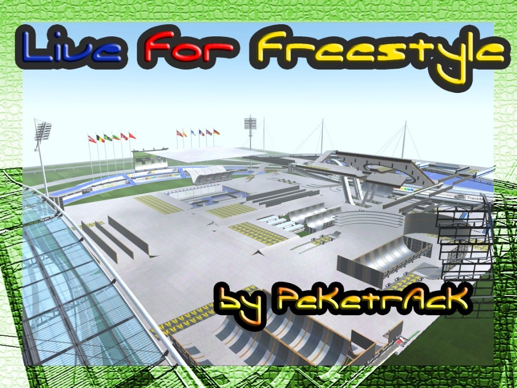 [Map]Life For Freestyle, by Peketrack Live_f11