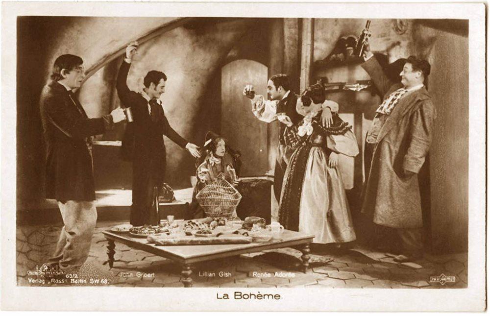 1926 - La Bohème Cast10