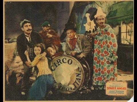 1928 - l'Ange de la rue (Street Angel) - Borzage Circo10