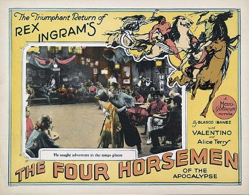 1921 - The Four Horsemen of the Apocalypse Mv5bnj10