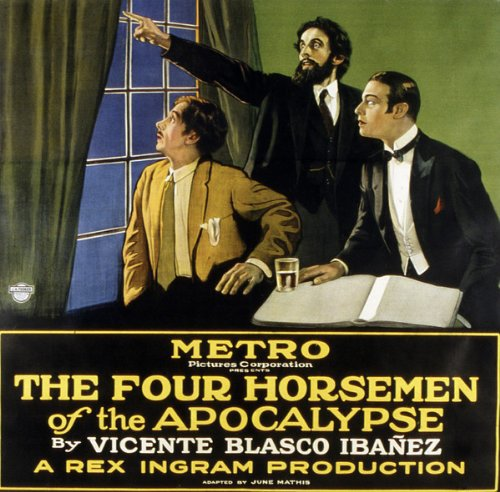 1921 - The Four Horsemen of the Apocalypse Mv5bnt10