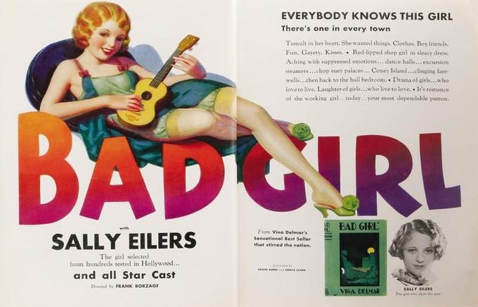 1931 - Bad girl - Borzage Poster10