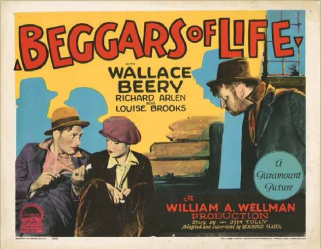 1928 - Beggars of life ♥ Poster11