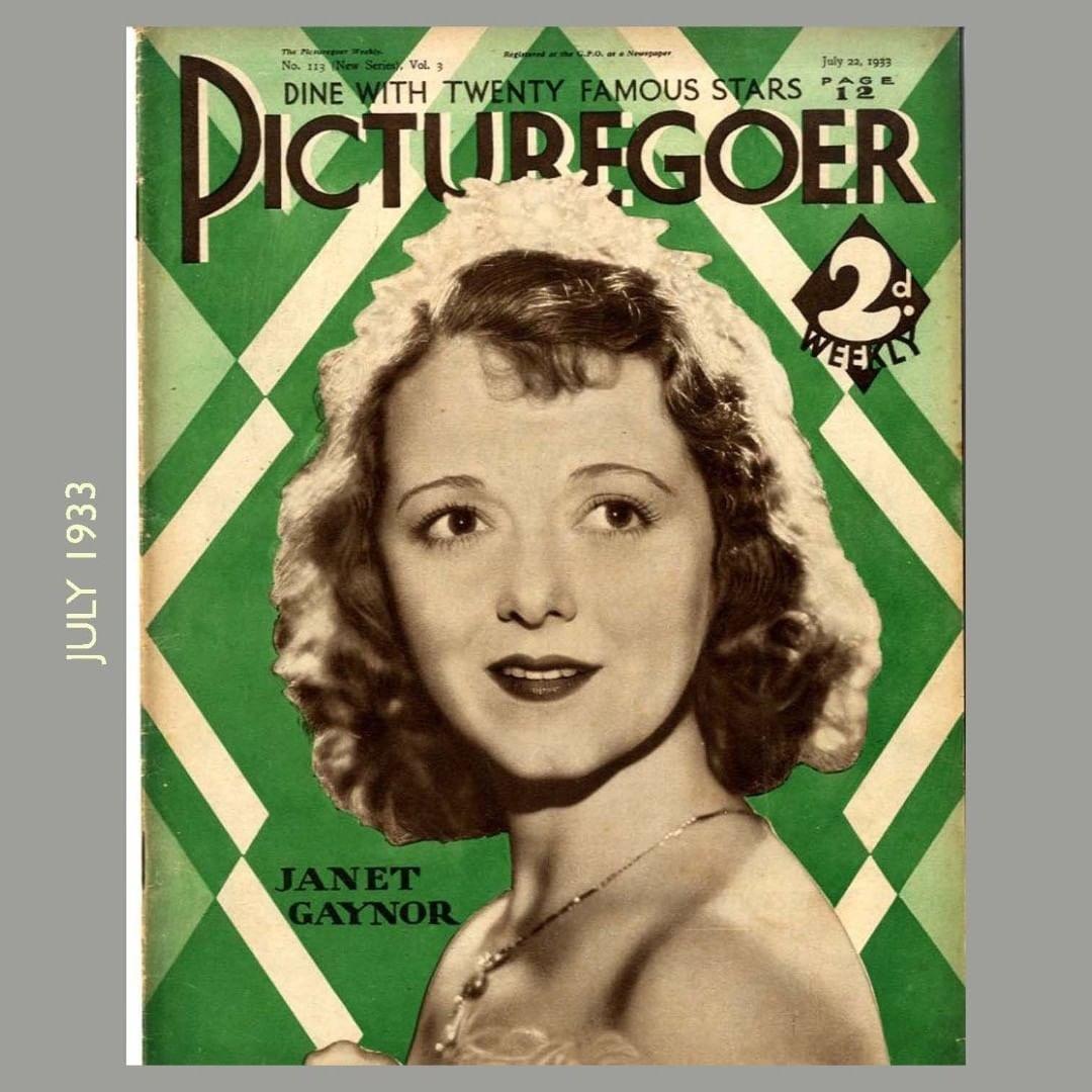 Janet Gaynor (1906-1984) Presse10