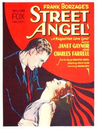 1928 - l'Ange de la rue (Street Angel) - Borzage Street12