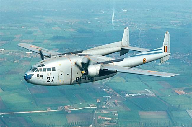 C 119 avion de transprt américain de la 2e guerre C119_v10