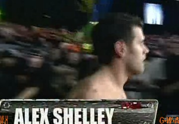 Jeff return for a belt[simu] Alexwh12