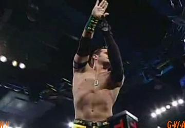 Jeff return for a belt[simu] Alexwh13