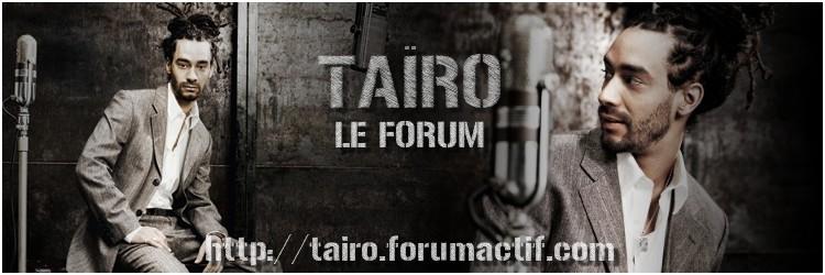 Taïro - Le Forum de Soutien