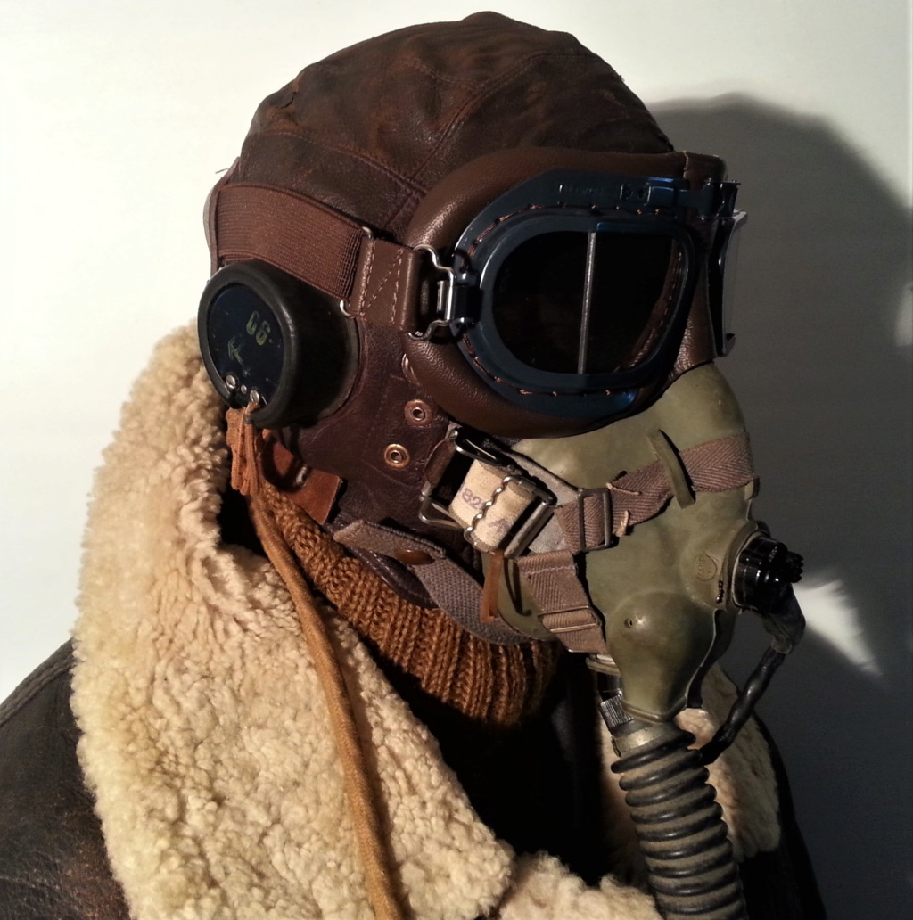RAF RCAF Helmet 2018-018