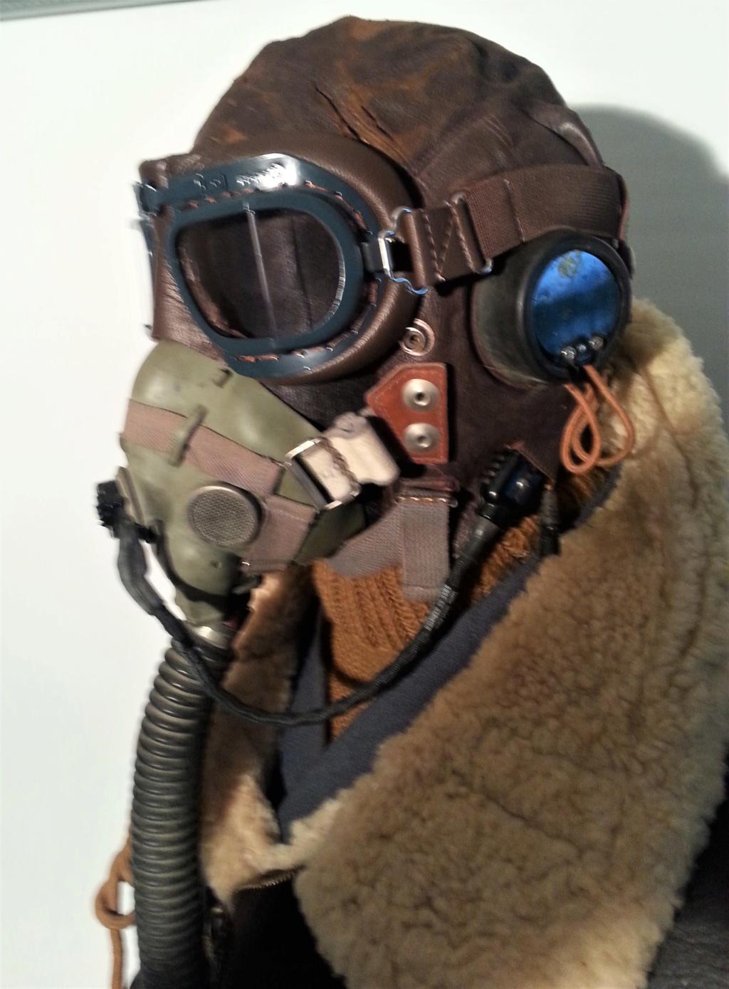 RAF RCAF Helmet 2018-020