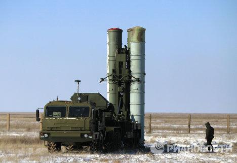 Système de missiles sol-air russe 18864910