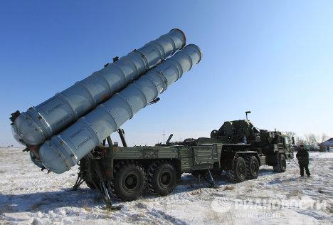 Système de missiles sol-air russe 18864911