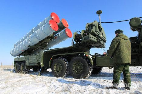 Système de missiles sol-air russe 18864912