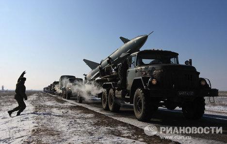 Système de missiles sol-air russe 18864914