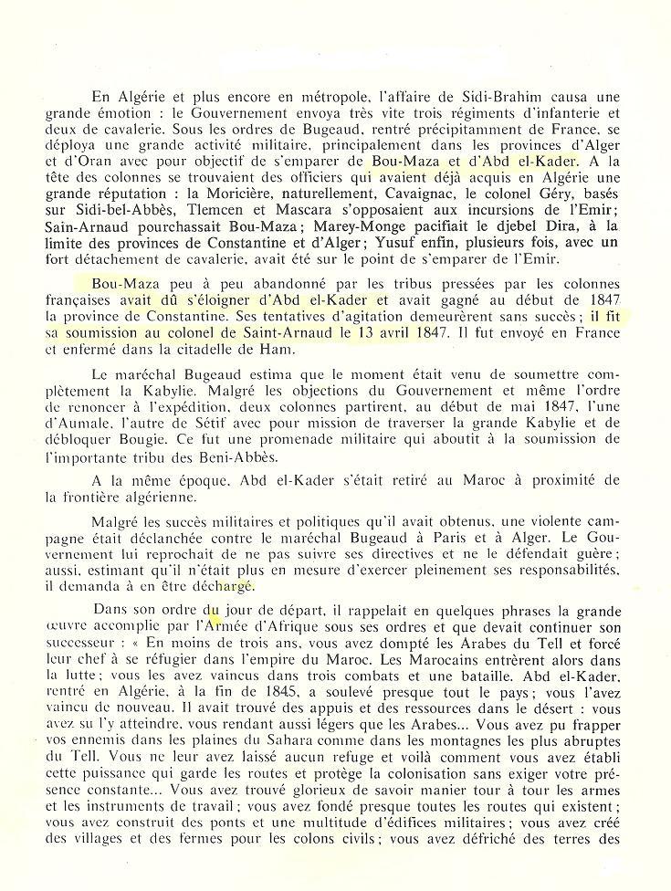 Emir Abdelkader ibn Mohieddine…El Hachemi - Page 4 Abdelk11