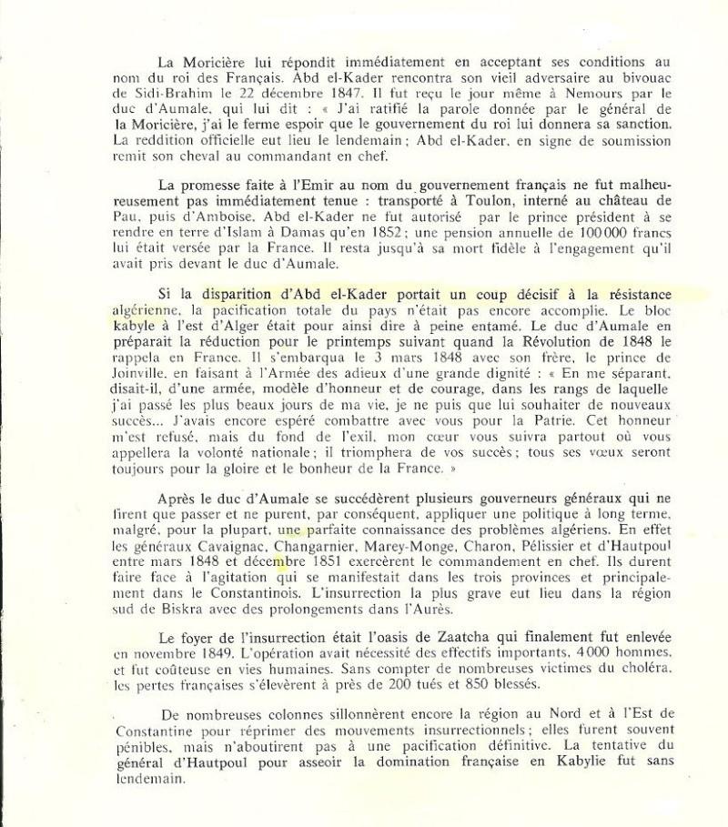 Emir Abdelkader ibn Mohieddine…El Hachemi - Page 4 Abdelk14