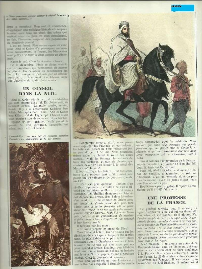 Emir Abdelkader ibn Mohieddine…El Hachemi - Page 5 Abdelk15