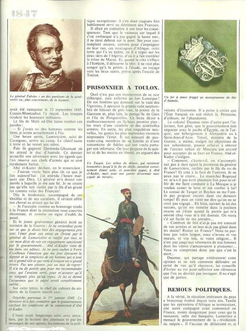 Emir Abdelkader ibn Mohieddine…El Hachemi - Page 5 Abdelk16