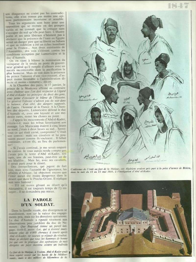 Emir Abdelkader ibn Mohieddine…El Hachemi - Page 5 Abdelk17
