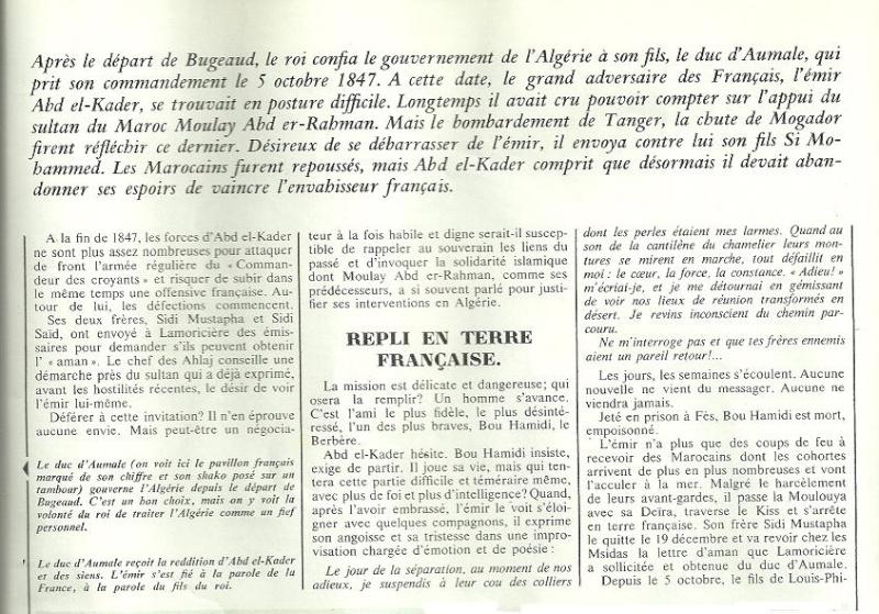 Emir Abdelkader ibn Mohieddine…El Hachemi - Page 5 Abedel10