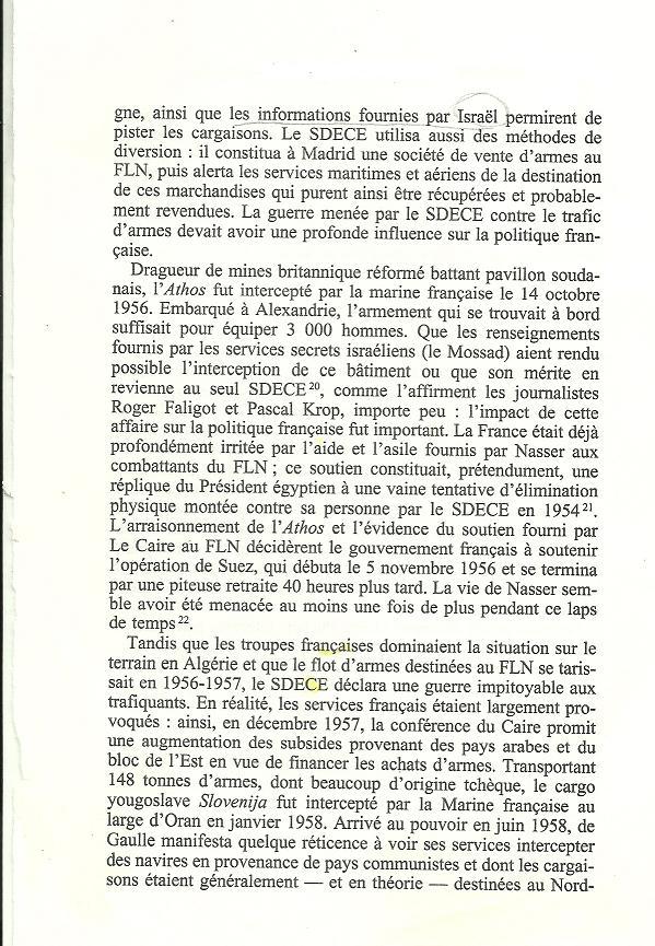 Service de documentation extérieure et de contre-espionnage français - Page 2 Guerre23
