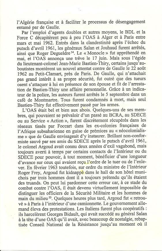 Service de documentation extérieure et de contre-espionnage français - Page 3 Guerre58