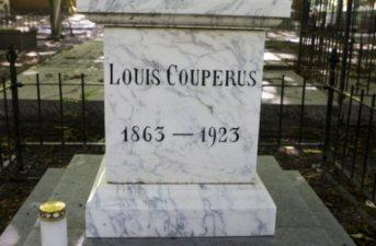 Huis van schrijver Louis Couperus bestaat nog altijd 03_gra10