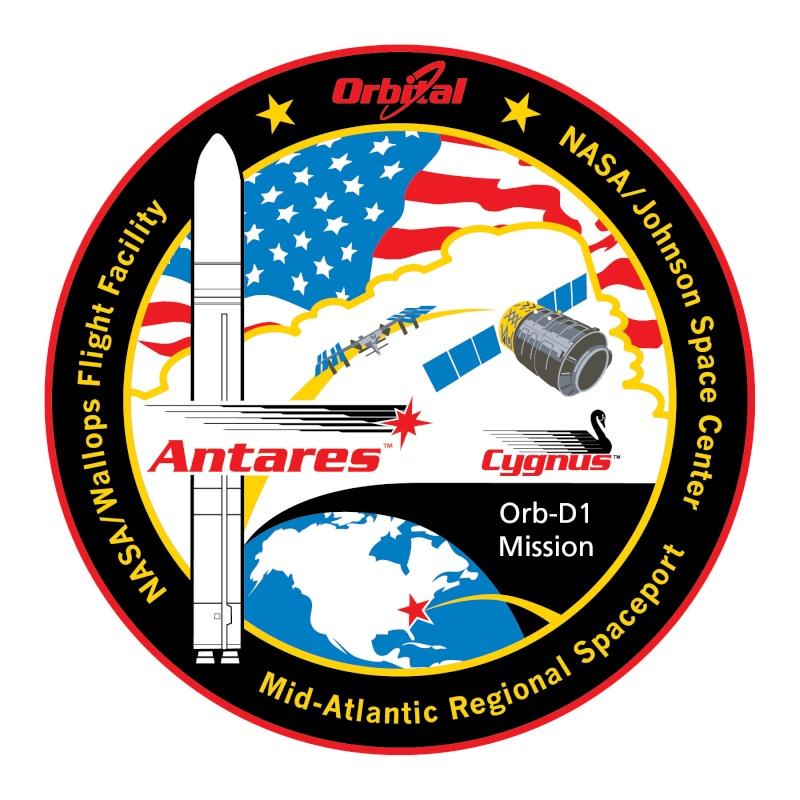 Lancement Antares - Cygnus.1 - 18-09-2013  Antare10