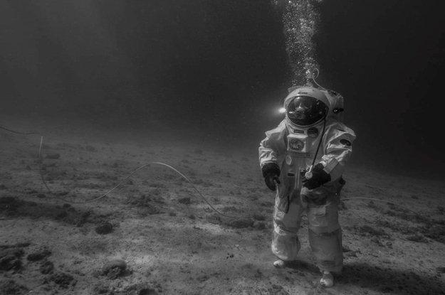 Mission de simulation spatiale à ... Marseille ! Apollo10