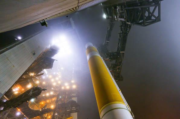Delta 4 Heavy (NROL-65 / USA-245) - VAFB - 28.8.2013 Mst110