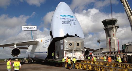Le satellite européen Gaïa (lancement en 2013) Scree160