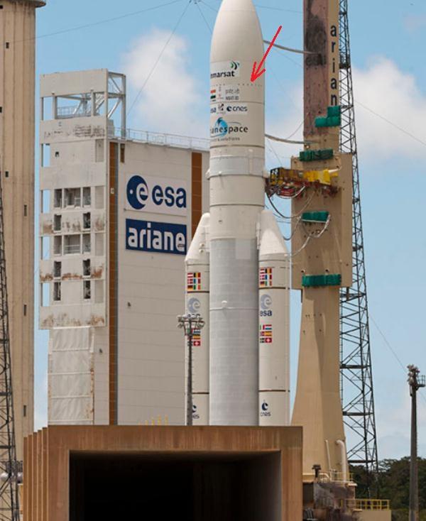 Lancement Ariane 5 ECA VA215 / 29 août 2013 - Page 2 Scree163