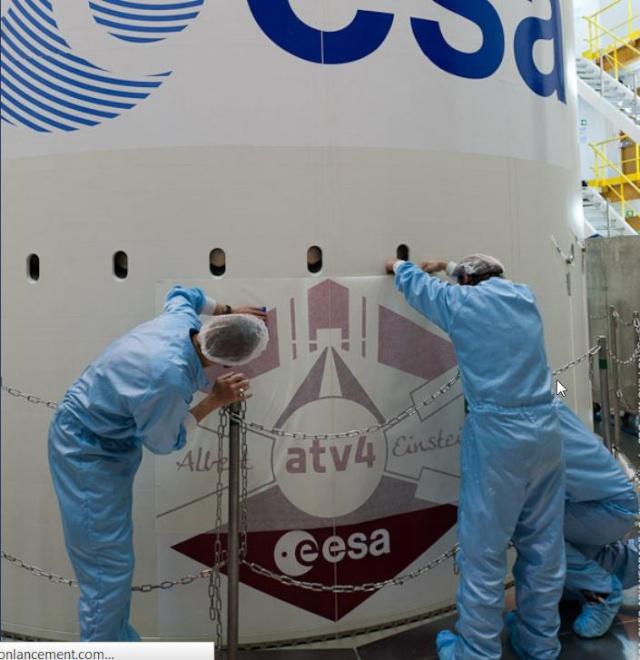Lancement Ariane 5 ECA VA215 / 29 août 2013 - Page 2 Scree165