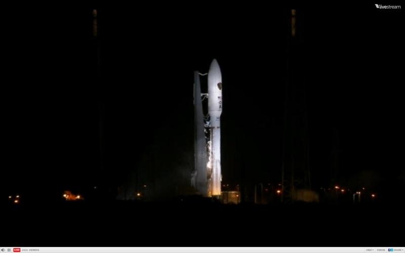 Atlas V 531 (AEHF-3) - 18.9.2013 Scree210